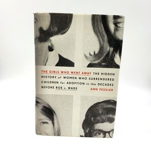 2/$10 The Girls Who Went Away Hardcover Book